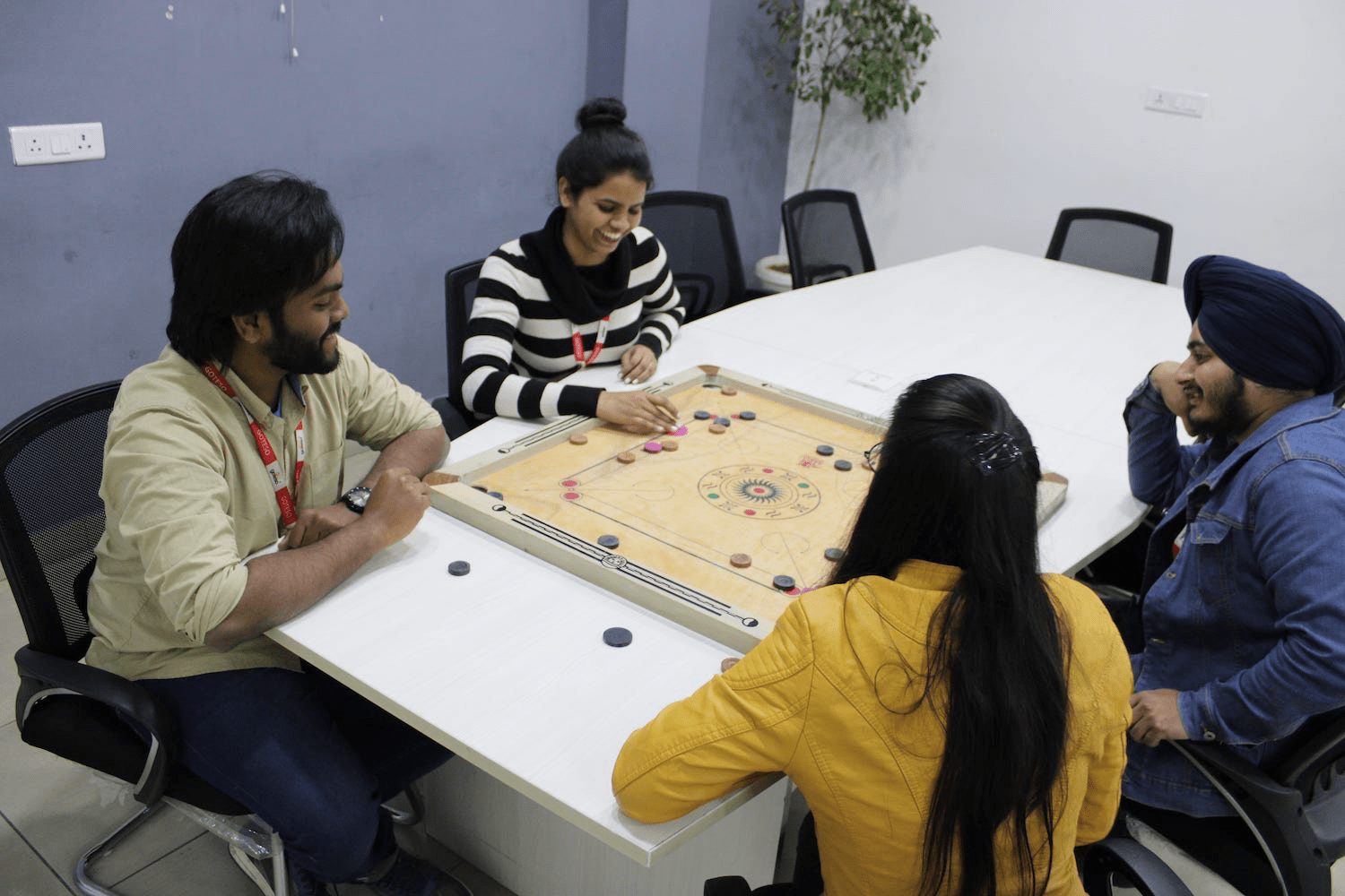 Carrom matches