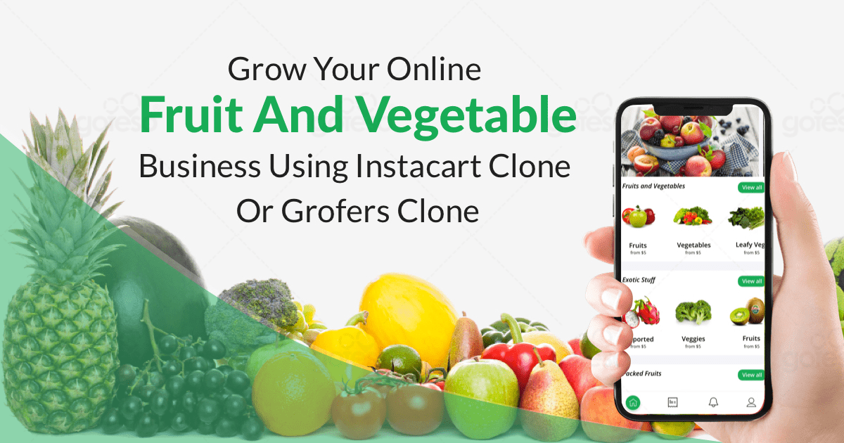 How to expand fruit and vegetable business with Instacart
