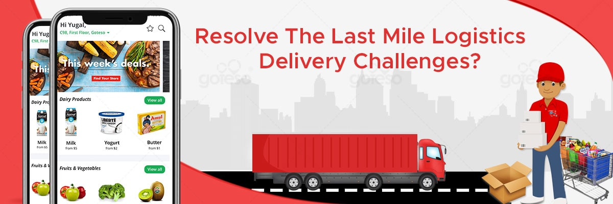 Last Mile Logistics Delivery Challenges