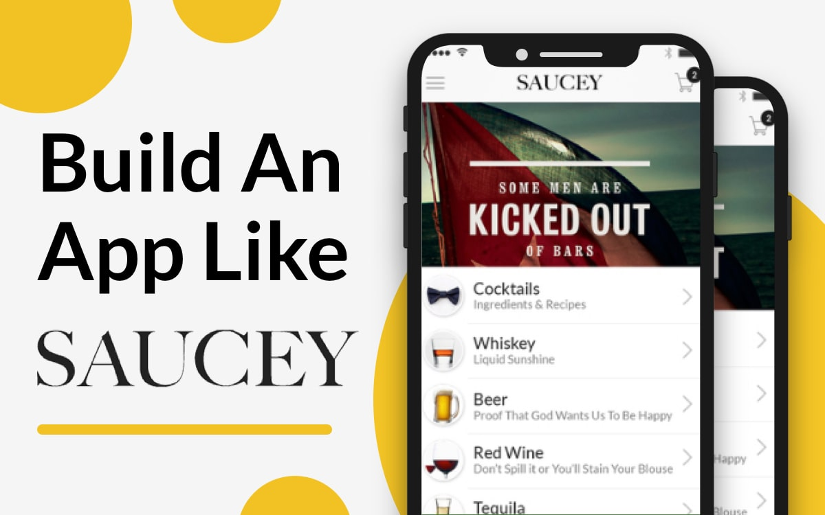 On Demand Alcohol, Wine, Beer Delivery Business App