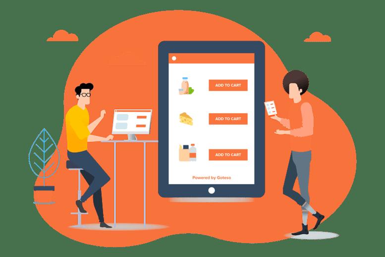 Grofers App Clone Development | Build Grocery Mobile App Like Grofers