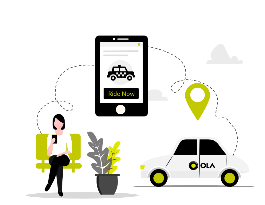 Get Ola Clone For Your Business | Build Your Own Auto Taxi App Like Ola