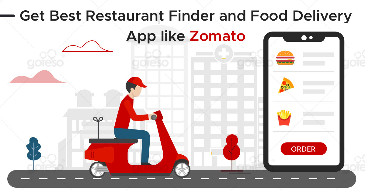 Zomato Clone | Get Best Restaurant Finder And Food Delivery